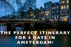 The Perfect Itinerar