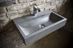 Výrobky z betonu na míru   CRÉER Sink, Design, Home Decor, Sink Tops, Vessel Sink, Decoration Home, Room Decor, Vanity Basin, Sinks