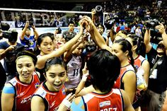 Petron Wins Superliga 2015 Volleyball Tournaments, One Team, Filipino, Conference, Crushes