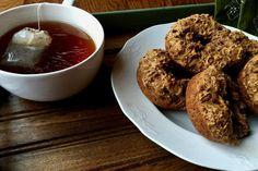 <p>These fragrant donuts are spiced with ginger, cinnamon, and molasses; and bound together by the power of chia seeds!</p>