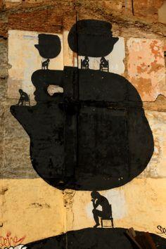 SAM3  http://www.widewalls.ch/artist/sam3/ #street #art