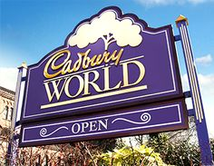 I went to cadbury world in the second week and i think it is the best excursion i had in the 5 weeks, because it is a chocolate world and I love chocolate.