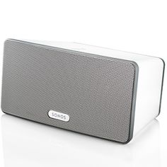 Sonos All-In-One Digital Music System (White) / Sonos Music System, Sonos Play 3, All In One, Digital