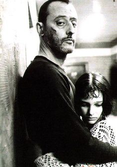 Jean Reno and Natalie Portman -- The Professional