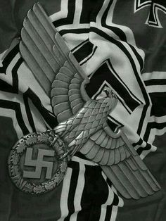 Imperial eagle symbol of freedom, honor and courage