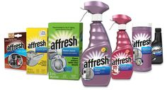 Our Products - Affresh