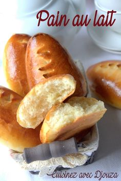 Cooking Bread, Cooking Chef, Croissants, Donuts, Baguette Bread, Good Morning Breakfast, Breakfast Recipes, Dessert Recipes, No Sugar Diet