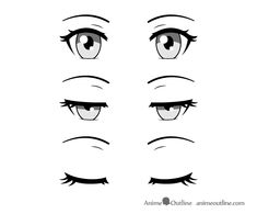 How To Draw Closed Eyes Anime Google Search Dolls And Pills