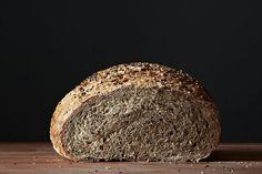 Spent Grain & Herb Whole Wheat Bread, food52.com