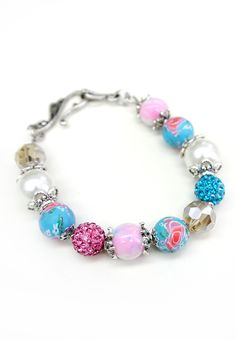 Nyonya Colours Beaded Bracelet | Diary of a Miniature Enthusiast
