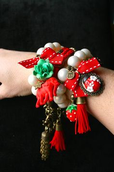 MIx Pulseiras Red Passion  Info: famousberry@hotmail.com