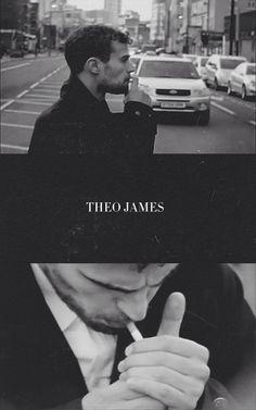 Theo James, Theodore James, James 3, Thomas Brodie Sangster, Paul Mccartney, Beautiful Men, Sexy Men, Hot Guys, Actors