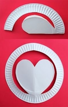 Paper Plate Crafts 641692646884149113 - Holiday Hats for Every Occasion Made from Paper Plates Source by anissalettifi Kids Crafts, Hat Crafts, Valentine Crafts For Kids, Preschool Crafts, Arts And Crafts, Valentine Party, Kids Diy, Valentine Ideas, Valentine Wreath