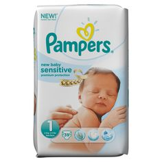 74 Couches Pampers New Baby Taille 1 Newborn 2 5 Kg Allocouches