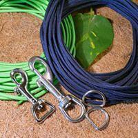 DIY Hundehalsband und Leine