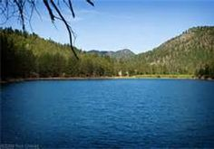 Bonito Lake, Ruidoso, New Mexico...I miss going camping and fishing there.  It is beautiful