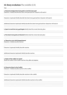 Here you'll find your practical worksheets for you to download