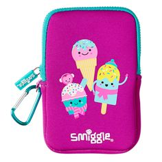 Image for Yums Media Pouch from Smiggle UK