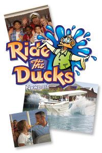 Ride the Ducks in Branson Mo.