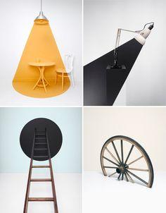 #AlexanderKent #arquitectura #architecture #efimera #ephemeral #inspiration #inspiracion #creatividad #creativity  #lamp #lamparas #escalera #stairs #light #luz #paint #pintura #espacio #space
