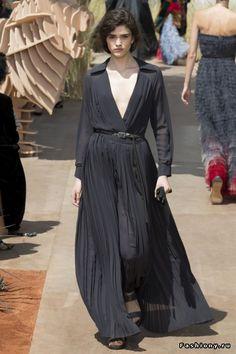 e8a051b4afe0 Christian Dior Haute Couture Осень-Зима 2017-2018 Мода От Кутюр, Подиумная  Мода