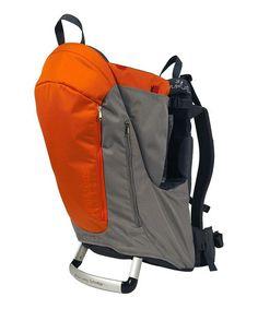 6f5b0b77e05 phil teds Orange Metro Backpack Carrier. Phil And TedsTravel ...