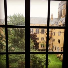 A view from Le Mans via Saint Mary's College #indiana #college #privatecollege