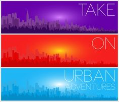 Want to experience your city like never before? Take On. http://takeonyourcity.com/