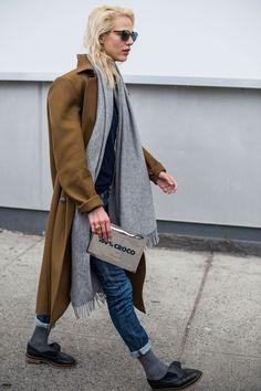 New York Women's Fashion Week SS16 - Part 1  Reportage by Julien Boudet