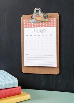 5x gave kalenderideeën voor in huis Roomed | roomed.nl