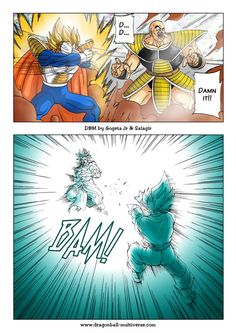 A really strange tournament! - Page 7 - Dragon Ball Multiverse #SonGokuKakarot