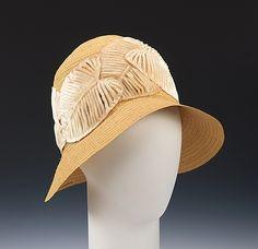 Hat    1925    The Metropolitan Museum of Art