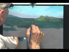 February 20, 2013 Oil Painting - Full Version for Class - YouTube