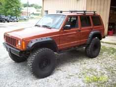 99 Jeep Cherokee Auto Bushwacker Cut-Out Fender Flares - : and Off-Road Forum Cherokee Sport, Jeep Grand Cherokee, Lifted Jeep Cherokee, 4x4, Jeep Xj Mods, Jeep Jeep, Honda Civic Si, Cool Jeeps, Jeep Accessories