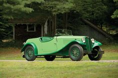 1934 Lancia Augusta Special Tourer by March