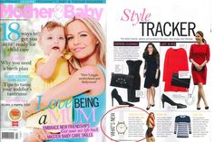 VOID Watches featured in Mother & Baby's latest issue