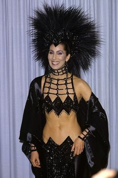 "Cher at ""The 58th Annual Academy Awards"""