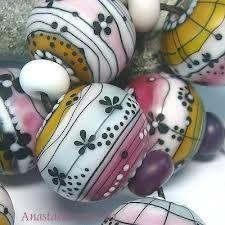 beautiful beads by anastasia - Buscar con Google