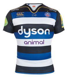 c6b17c805 Bath Rugby Canterbury 2015 Home Shirt Mens Rugby Shirts