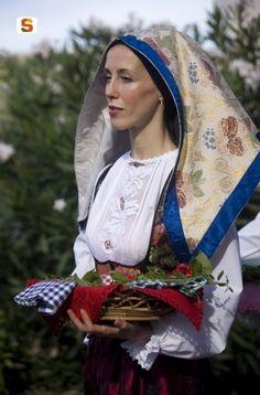 Coia antiga, antico matrimonio ad Ulassai