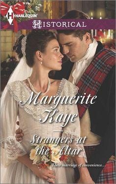 Marguerite Kaye - Strangers at the Altar