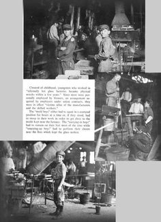 grafton west virginia history | Youngsters Who Toiled in The Glass Factories