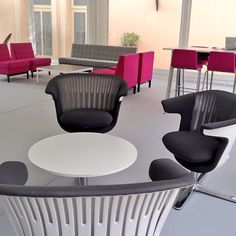 Just a little WorkCafé space we built in #Monaco for EY's World #Entrepreneur of the Year!