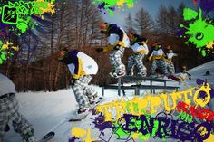 Snowboard trick     Looks great - What did you mean?