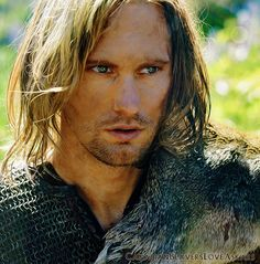 """True Blood - """"human"""" Eric Northman, as the Viking he was - watched that episode a few hours ago, cause I'm obsessed with Eric/Godric relationship ♥"""