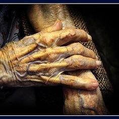 Old hands. Amazing reference that I've used many…