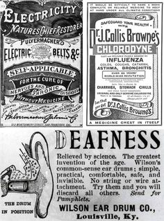 Old Medicine Shows: Outrageous Cure Alls to Give You Chills