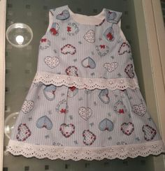 Vestitino estivo Summer Dresses, Baby, Fashion, Moda, Summer Sundresses, Fashion Styles, Baby Humor, Fashion Illustrations, Infant