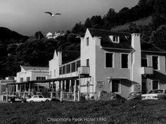 Chapmans Peak Hotel, Hout Bay, Cape Town, South Africa - History Cape Town South Africa, Inner World, Beautiful Places, Nordic Walking, History, Nostalgia, Hotels, Fish, Vintage