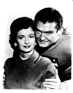 Noel Neill & George Reeves